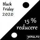Black Friday - 15% reducere